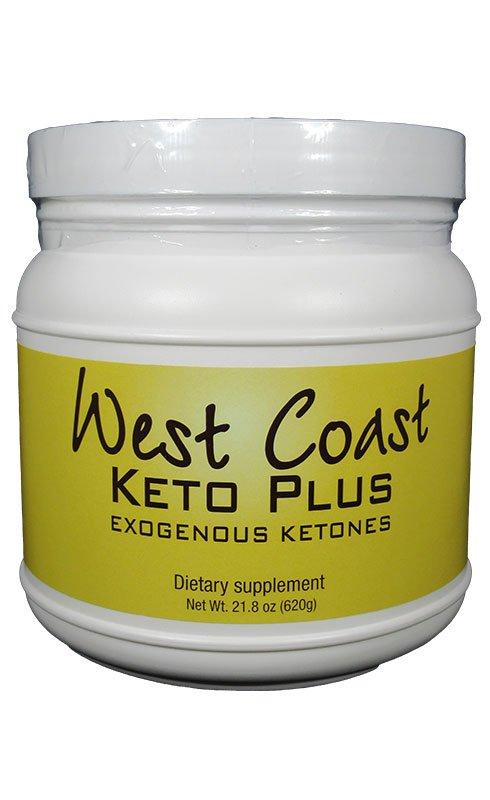 Keto plus exogenous ketones