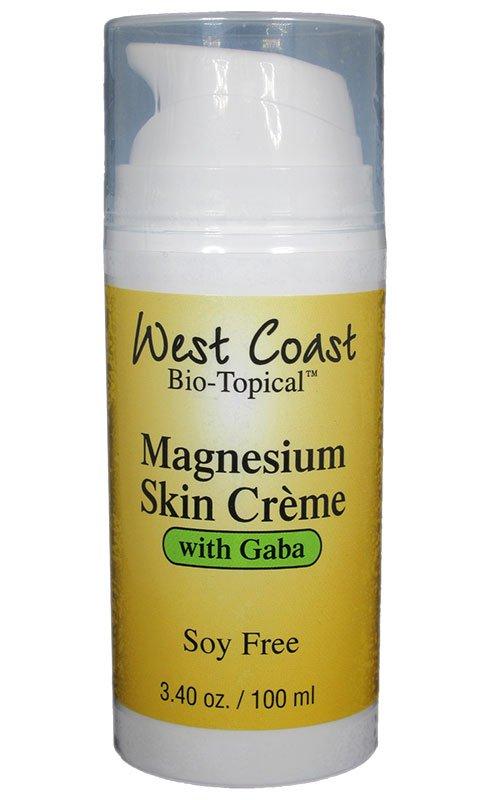 magnesium skin creme with gaba